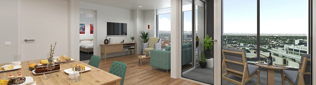 U City Platinum Apartments Adelaide